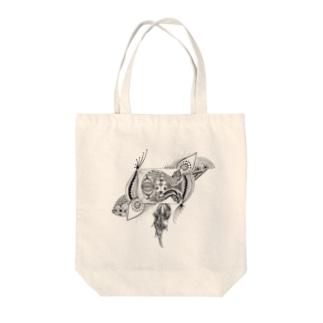 symbolic Tote bags