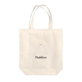 【限定】『マドレーヌ』 それはマグダラのマリアにオマージュを捧げる移動劇場 Tote bags