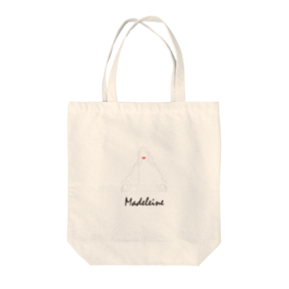 シャトー2Fカフェの【限定】『マドレーヌ』 それはマグダラのマリアにオマージュを捧げる移動劇場 Tote bags
