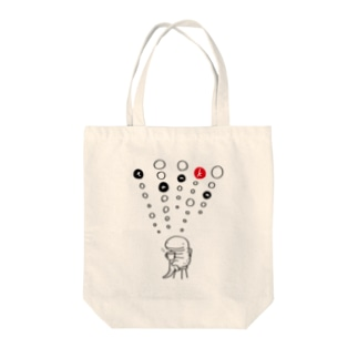 tanka/オオサンショウウオ Tote bags