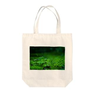 標高3センチメートル Tote bags