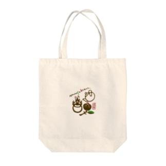 結庵オリジナルグッツ Tote bags