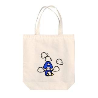 あんびくん(ペンギン) Tote bags
