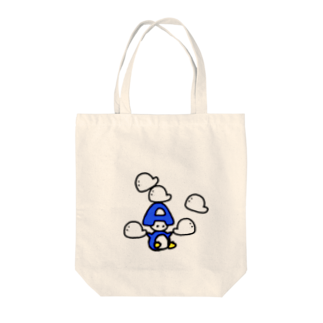 あんびSHOPのあんびくん(ペンギン) Tote bags