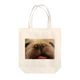 ココちゃん Tote bags