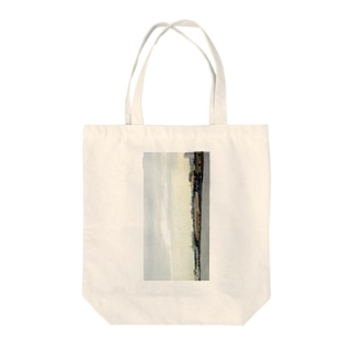 曇り空 Tote bags