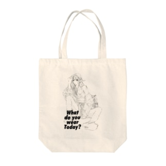 What do you wear today? Tote bags