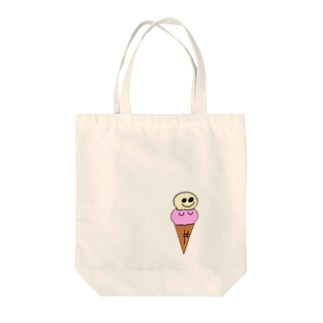 👻 Ghost ice🍦 Tote bags