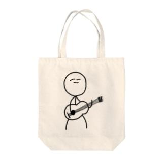 ゆるギター トートバッグ
