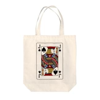 ジャック Tote bags