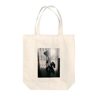 きらめき Tote bags
