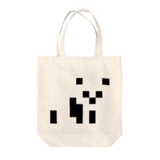 パンダ🐼 Tote bags
