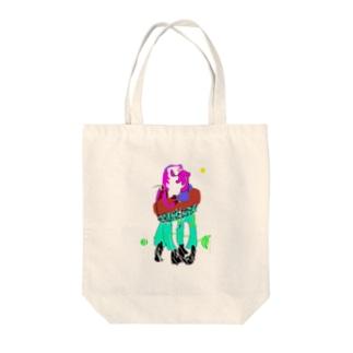 NightPrade Tote bags