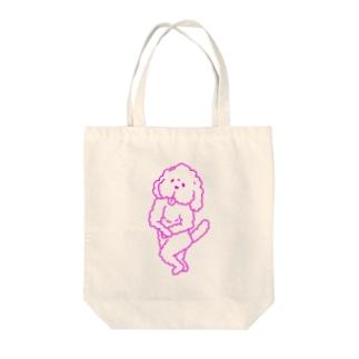 マッチョチン Tote bags