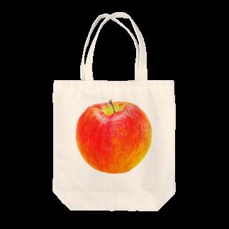 Hesperiidaeのいろえんぴつリンゴトートバッグ