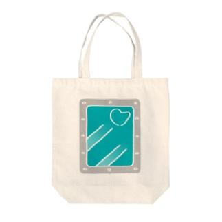 冷凍保存 [Bleu Ciel×Silver]★HAKUDOH Tote bags