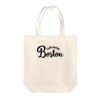 Cafe Terior Boston(B) トートバッグ