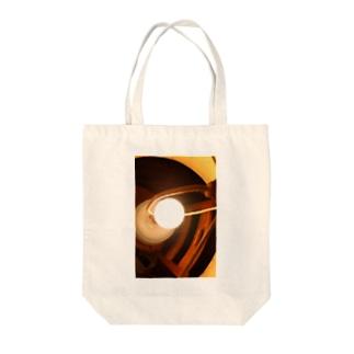 電球 トートバッグ