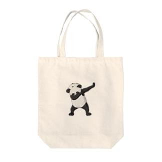 パンダ(厨二) トートバッグ