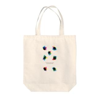 CMYK-7 Tote bags