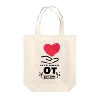 作業療法 Tote bags