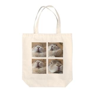ふぇんのセルフィートート! Tote bags