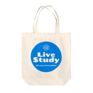 Live Study(らいすた)公式グッズ Tote bags
