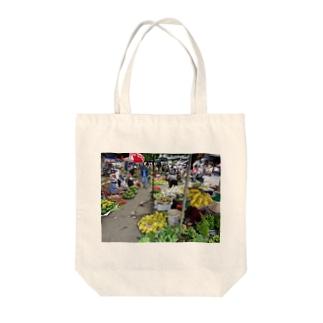 アジアンバック(ベトナムの市場) Tote bags