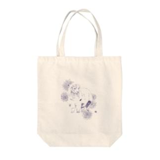 Sheep Tote bags