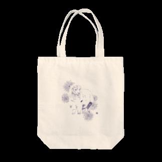 縁の小間物問屋のSheep Tote bags