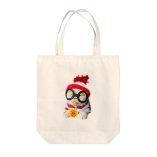 おもち&小町🐈のウォーリーなおもち Tote bags