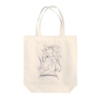 しば犬 Tote bags