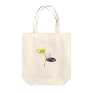 坊主ちゃん Tote bags