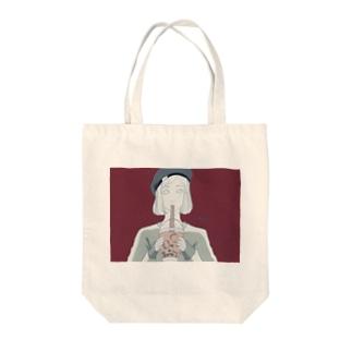 タピオカドリンク Tote bags