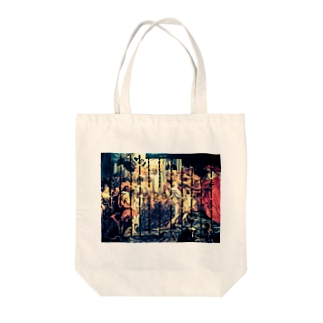 個性派ファッション Tote bags