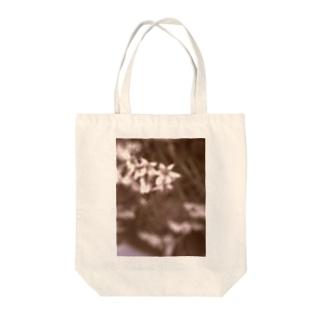 たんぼのはな Tote bags