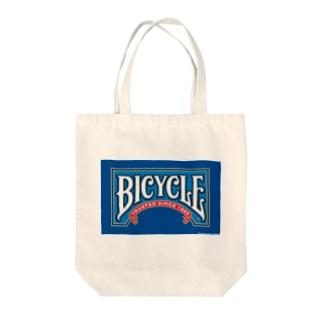 BICYCLE Tote bags