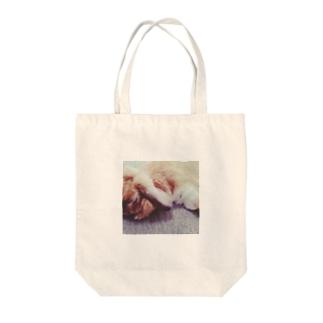 うさぎのももちゃん 2 Tote bags