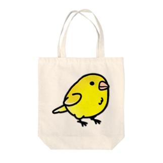 Chubby Bird カナリア トートバッグ