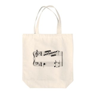 Fリディアンスケール Tote bags