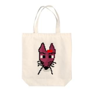 アコアイコン Tote bags