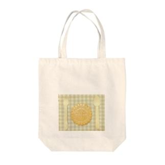 ビスケット と カトラリー🍴 Tote bags