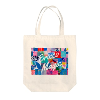 ERICCO MAGIC-mozaic tile Tote bags