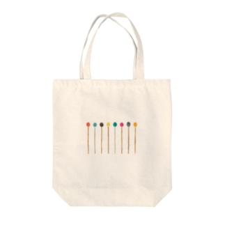 mallet palette Tote bags