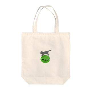 ハローワールドロゴ Tote bags