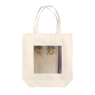わたしのおへや Tote bags