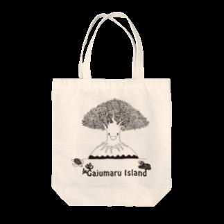 チョッちゃんのGajumaru Islandトートバッグ