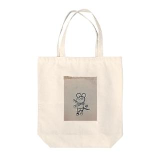 ちゅーたろう Tote bags