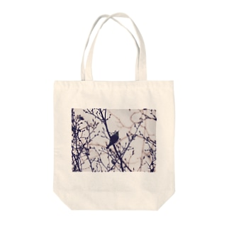 spring has come. Tote bags