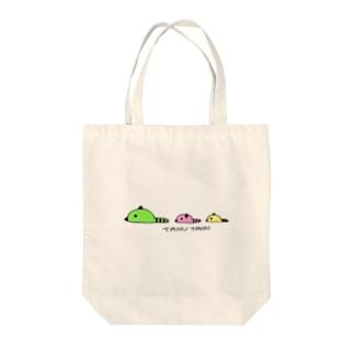 TANUTANU Tote bags